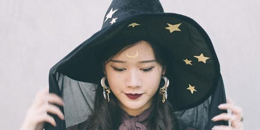 MARY: Spookily Sustainable Halloween - Magical Witch Costume Workshop