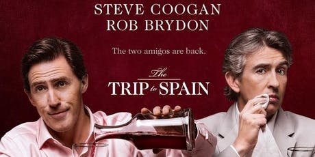"Movie ""The Trip to Spain"" @Girrawheen Library tickets"
