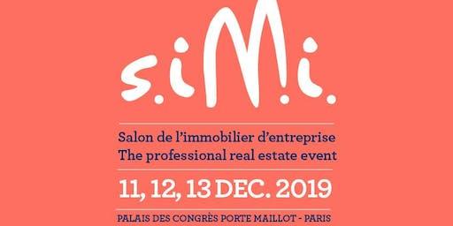Certivéa au SIMI 2019 - Conférence Smart building et smart grids