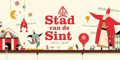 Refter van de Sint - dinsdag 12 november 2019 tickets