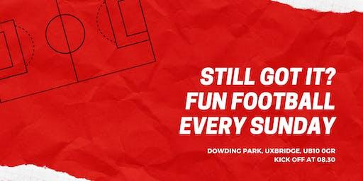 Football Fun Kick Around - Uxbridge