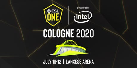 ESL One Cologne 2020 Tickets