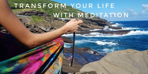 Transform your life with meditation - introduction