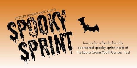 Sponsored Spooky Sprint tickets