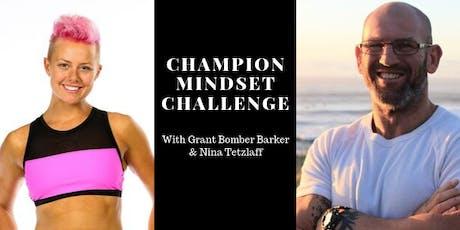 Champion Mindset Challenge tickets