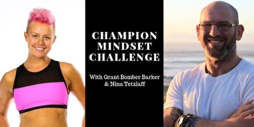 Champion Mindset Challenge