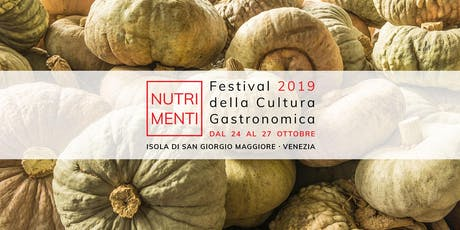Il discorso sul cibo | NutriMenti 2019 biglietti