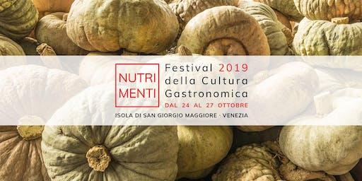 Il discorso sul cibo | NutriMenti 2019