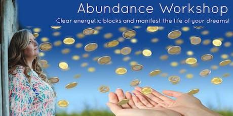 Abundance Workshop tickets