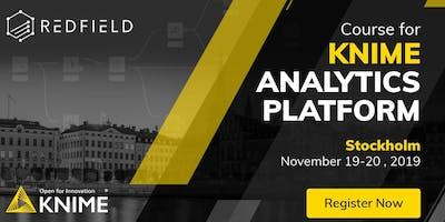 KNIME Analytics Platform Course