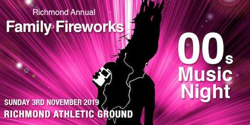 Richmond Fireworks 2019