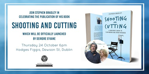 Book Launch - Shooting and Cutting by Stephen Bradley