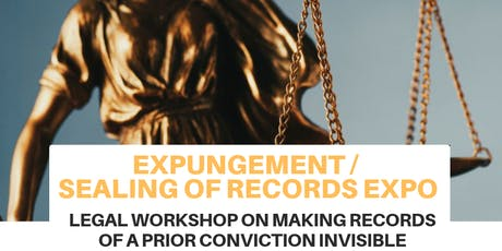 Expungement Expo tickets