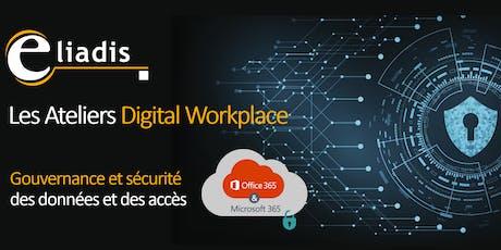 Atelier Digital Workplace. Sécurité et Gouvernance au sein de Microsoft 365 billets