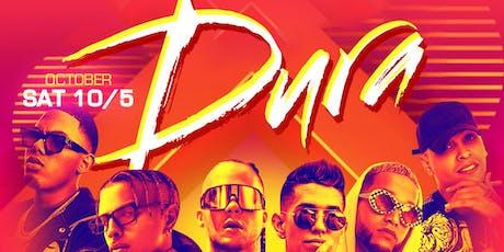 THE DURA PARTY | HIPHOP & REGGAETON | EVERY 1ST SATURDAY @ ENSO NIGHTCLUB tickets