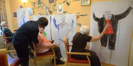 Dementia & Imagination: Art as Inspiration, Artists as Researchers tickets