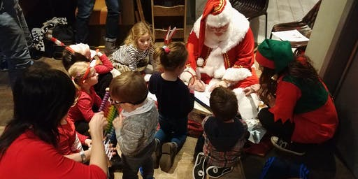 A Morning With Santa!