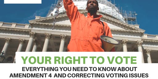 Amendment 4: Your Right to Vote