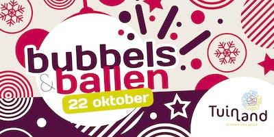 Bubbels en ballen | Aanvang: 18:30 - Wilp