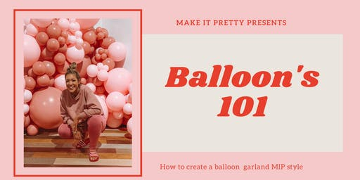 How to make a balloon garland - AUCKLAND