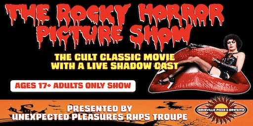 Rocky Horror Picture Show -- The Cult Classic Film with a Live Shadow Cast!