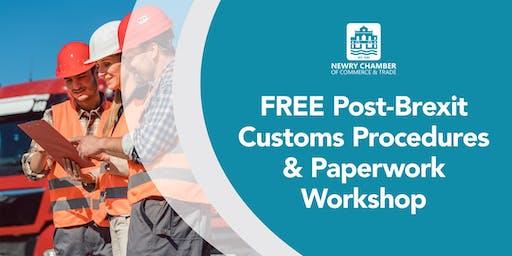 FREE Post-Brexit Customs Procedures & Paperwork Workshop