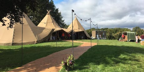 Viewings at The Orchard at Munsley wedding venue tickets
