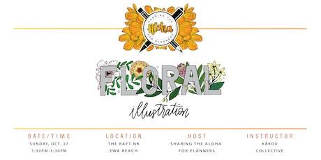 Florals workshop w/Kakou Collective (Kea Peters) tickets