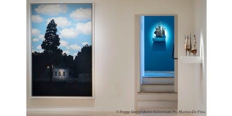 Visita guidata - Peggy Guggenheim. L'ultima Dogaressa biglietti