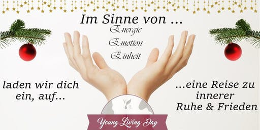 Young Living Day im Sinne von Energie Emotion Einheit