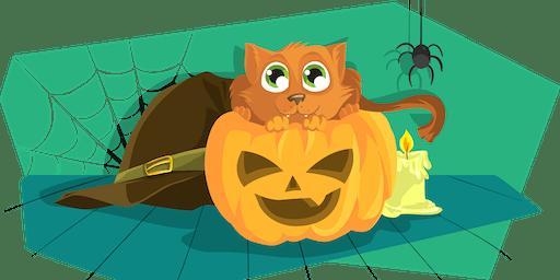 Spooky Singing, Signing & Stories (Haslingden)