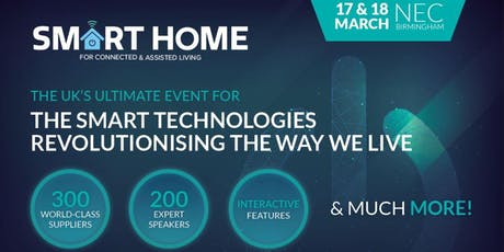 Smart Home Expo tickets