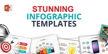 Create Stunning Infographics to Share your Ideas using Microsoft PowerPoint tickets