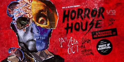HORRORHOUSE | A Nightmare on Moorabool Street Ft. Torren Foot