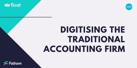 Digitising the Traditional Accounting Firm tickets