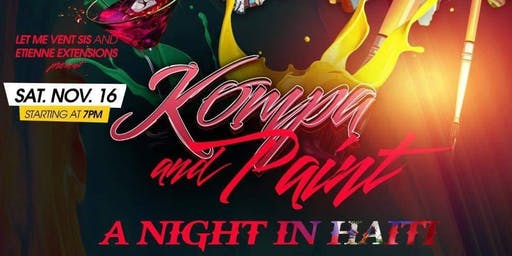 Kompa and Paint : A Night in Haiti