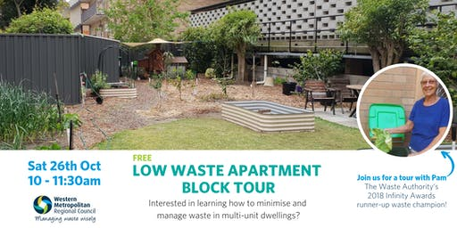 Low Waste Apartment Block Tour