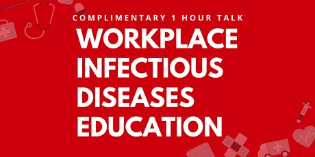 HPB-SNEF Health Talk on Workplace Infectious Diseases Education tickets