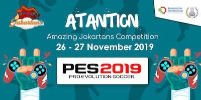 PES COMPETITION - APP FAIR 2019 - POLITEKNIK APP JAKARTA