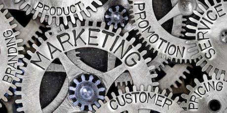 Create an effective Marketing Plan tickets