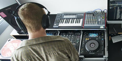 dBs Music 3 Day [Follow On] DJ Workshop for 13-16 year olds (FREE!) 23rd, 24th & 25th Oct 2019