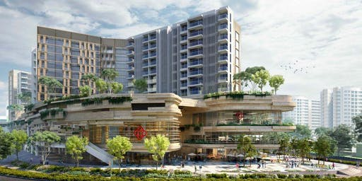 Sengkang Grand Residences Showflat Preview Oct 2019