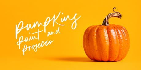 Halloween Lettering: Pumpkins, Paint & Prosecco with Typegal at Foundry tickets