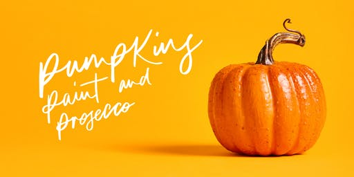 Halloween Lettering: Pumpkins, Paint & Prosecco with Typegal at Foundry