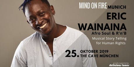 Eric Wainaina in Concert // Afro Soul & R'n'B Tickets