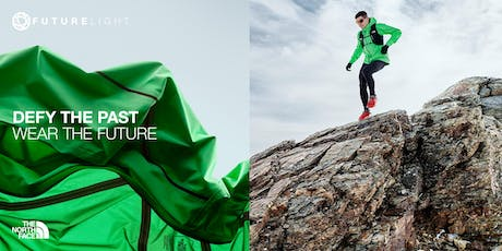 FUTURELIGHT - Flight Series Running Jacket Test billets