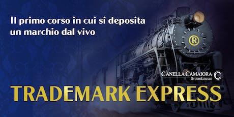 Trademark express biglietti