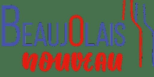 Beaujolais Nouveau Feier 2019