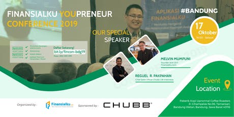 Finansialku Youpreneur Conference 2019 Bandung (Berbayar) tickets