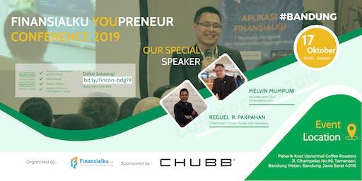 Finansialku Youpreneur Conference 2019 Bandung (Berbayar)